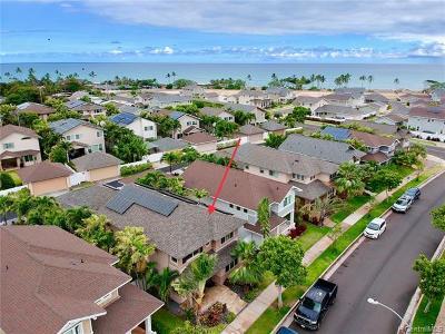 Ewa Beach Single Family Home For Sale: 91-1145 Kai Kukuma Street