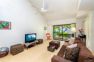 Kailua  Condo/Townhouse For Sale: 321-B Kaelepulu Drive #102