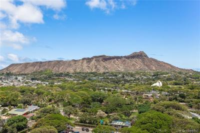 Honolulu Condo/Townhouse For Sale: 2575 Kuhio Avenue #1804
