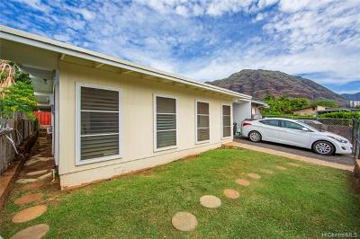Waianae Single Family Home For Sale: 84-198 Kepue Place