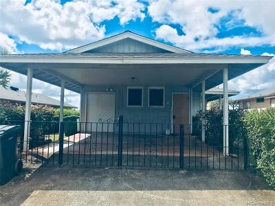 Waipahu Single Family Home For Sale: 94-661 Kaaka Street