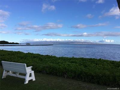 Condo/Townhouse For Sale: 1000 Kamehameha V Highway #B-218