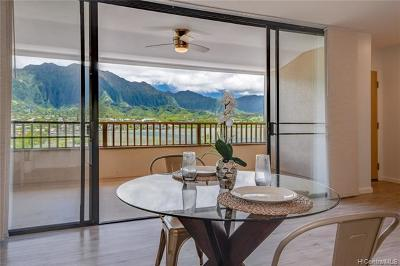 Kaneohe Condo/Townhouse For Sale: 46-040 Konane Place #3813