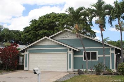 Ewa Beach HI Single Family Home For Sale: $715,800