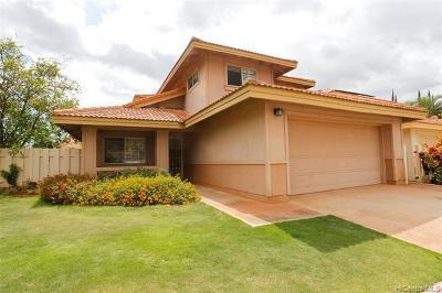 Kapolei Single Family Home For Sale: 91-1006 Hokunui Street