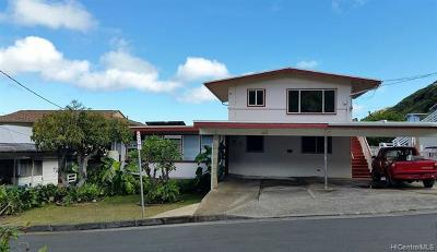Single Family Home For Sale: 6011 Kaniela Place