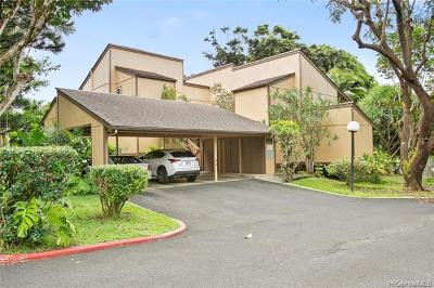 Kaneohe Condo/Townhouse For Sale: 45-407 Mokulele Drive #60