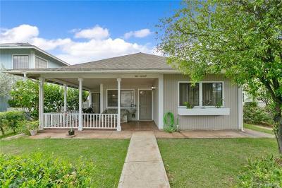 Single Family Home For Sale: 91-1047 Makaaloa Street