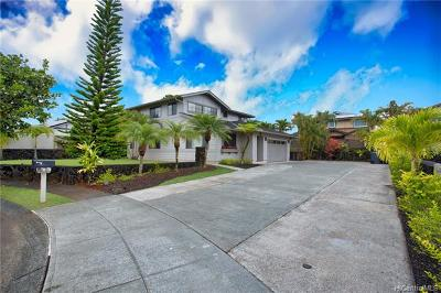 Mililani Single Family Home For Sale: 95-1002 Hiialo Street