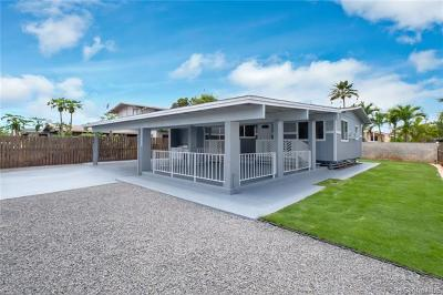 Ewa Beach HI Single Family Home For Sale: $629,000