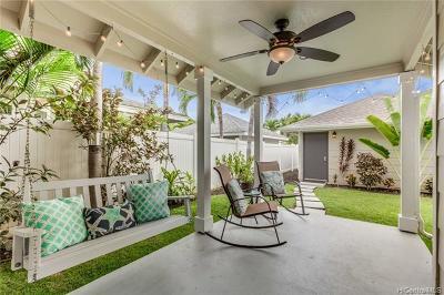 Ewa Beach Single Family Home For Sale: 91-1134 Kai Kukuma Street