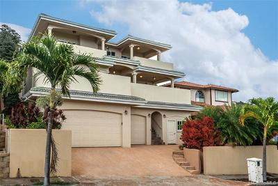 Kapolei Single Family Home For Sale: 92-1400 Kuamu Street
