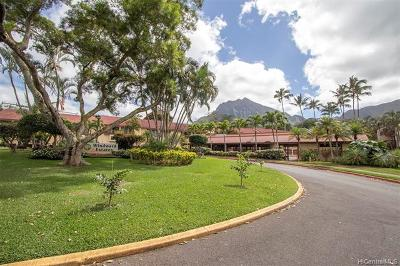 Kaneohe Condo/Townhouse For Sale: 46-063 Emepela Place #T203