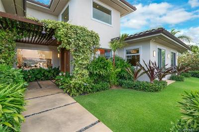 Honolulu Single Family Home For Sale: 4236 Kaimanahila Street