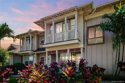Ewa Beach Condo/Townhouse For Sale: 91-1335 Keoneula Boulevard #503
