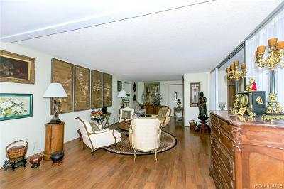 Honolulu Condo/Townhouse For Sale: 1310 Heulu Street #702