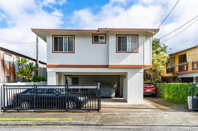 Single Family Home For Sale: 1414 Iao Lane