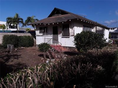 Single Family Home For Sale: 1030a Gulick Avenue #A