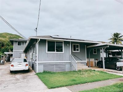 Kailua Single Family Home For Sale: 1156 Loho Street