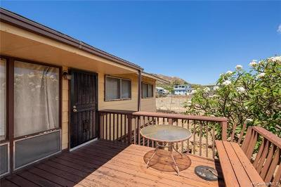 Honolulu Single Family Home For Sale: 614 Hunalewa Street
