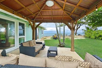 Single Family Home For Sale: 53-215 Kamehameha Highway