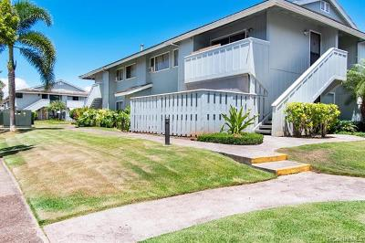 Honolulu County Condo/Townhouse For Sale: 94-1037 Paha Place #S7