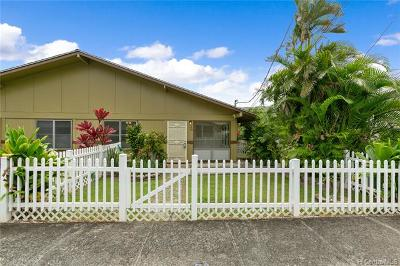 Kaneohe Single Family Home For Sale: 45-077 Waikalua Road #L