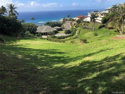 Honolulu Residential Lots & Land For Sale: 659 Moaniala Street