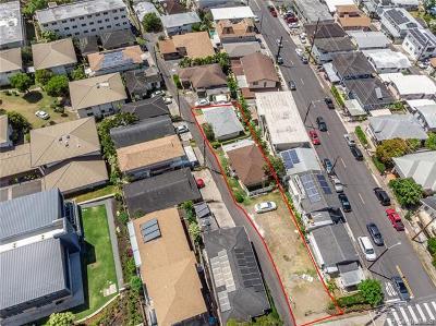 Honolulu Single Family Home For Sale: 1766 Lusitana Street