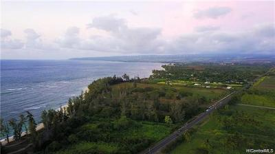 Waialua Residential Lots & Land For Sale: 68-419 Farrington Highway