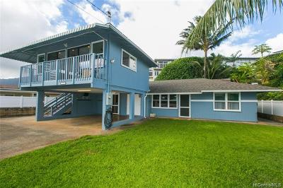 Kaneohe Single Family Home For Sale: 45-009 Mahalani Circle