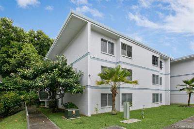 Kaneohe Condo/Townhouse For Sale: 45-535 Luluku Road #E4