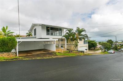 Kaneohe Single Family Home For Sale: 44-126 Mikiola Drive