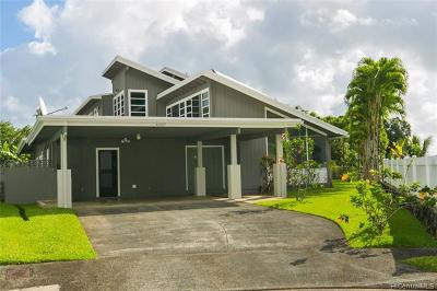 Kaneohe Single Family Home For Sale: 46-065 Makena Place