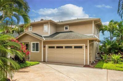 Honolulu County Single Family Home For Sale: 92-7049 Elele Street #25