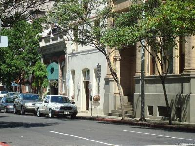 Honolulu County Commercial For Sale: 16 Merchant Street