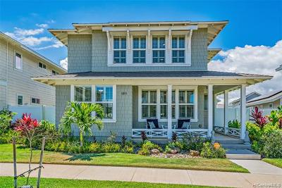 Ewa Beach Single Family Home For Sale: 91-1142 Kai Weke Street