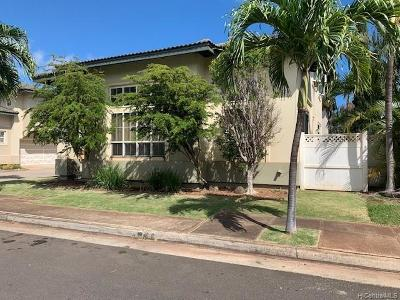 Single Family Home For Sale: 91-1041 Maulihiwa Street