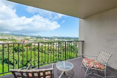 Aiea Condo/Townhouse For Sale: 98-501 Koauka Loop #A-1705