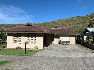 Honolulu HI Single Family Home For Sale: $899,000