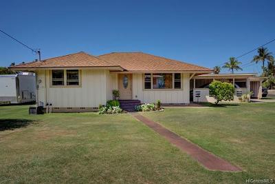 Kauai County Single Family Home For Sale: 8456 Elepaio Road