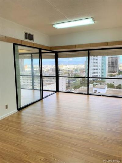 Honolulu Condo/Townhouse For Sale: 1188 Bishop Street #1310