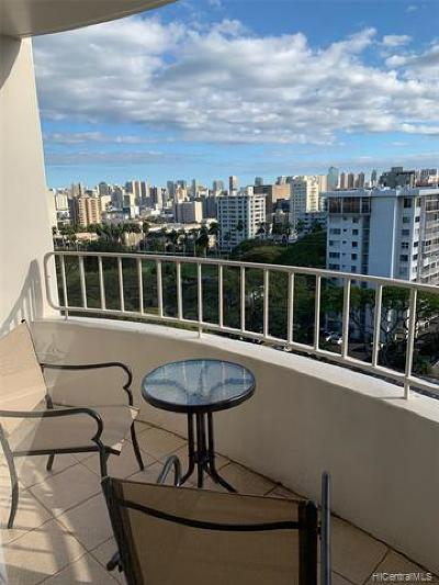 Honolulu Condo/Townhouse For Sale: 1805 Poki Street #1101