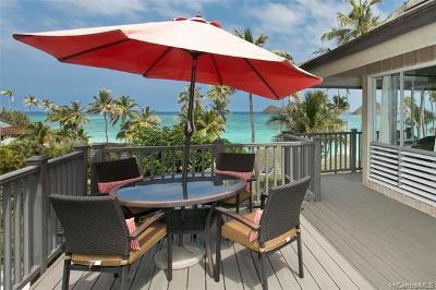 Kailua Rental For Rent: 1603 Mokulua Drive