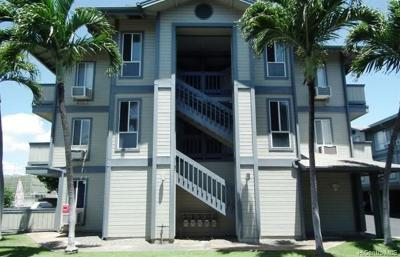 Honolulu County Condo/Townhouse For Sale: 91-269 Hanapouli Circle #15E