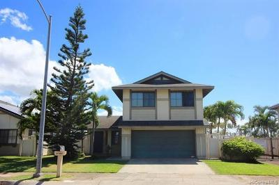 Kapolei Single Family Home For Sale: 91-1028 Nanahu Street