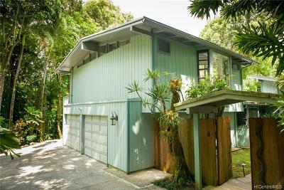 Honolulu HI Single Family Home For Sale: $925,000