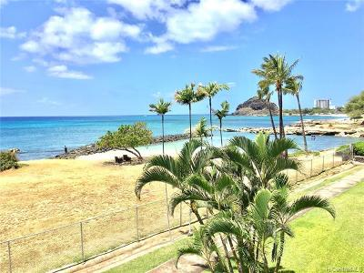 Waianae Condo/Townhouse For Sale: 85-175 Farrington Highway #B311