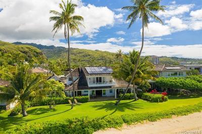 Honolulu Single Family Home For Sale: 210 Paiko Drive