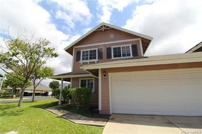 Waianae Single Family Home For Sale: 87-1972 Pakeke Street #C